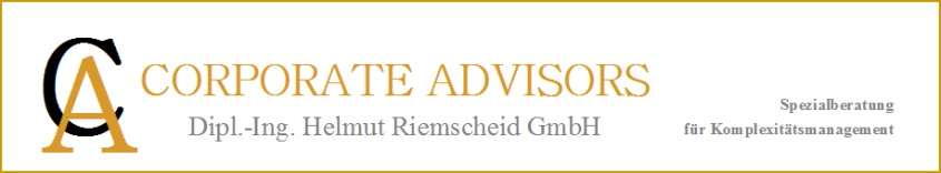 Logo von Corporate Advisors